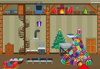 Jeu-escape-room-gratuit-elf-house-escape